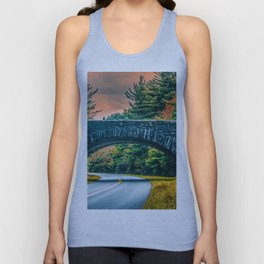 Stone Bridge Unisex Tank Top