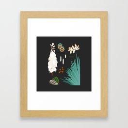 YUCCA Framed Art Print