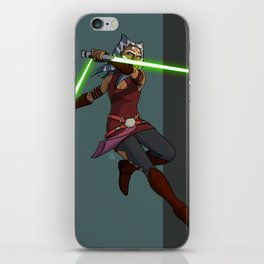 Snippy Snappy iPhone Skin