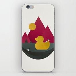 Duck Dance iPhone Skin