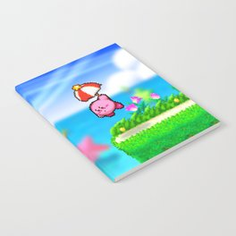 Floating Notebook