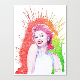 Gwentastic! Canvas Print