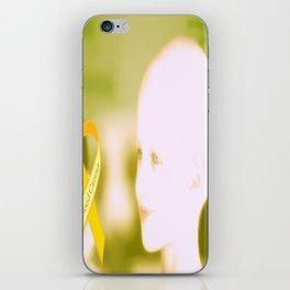 Golden Child iPhone Skin