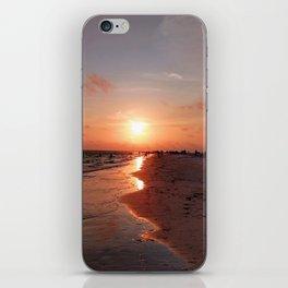 Siesta Key Sunset iPhone Skin