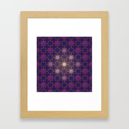 Astro II Framed Art Print