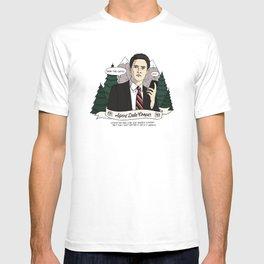 Twin Peaks (David Lynch) Agent Dale Cooper T-shirt