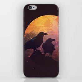 Corvus iPhone Skin