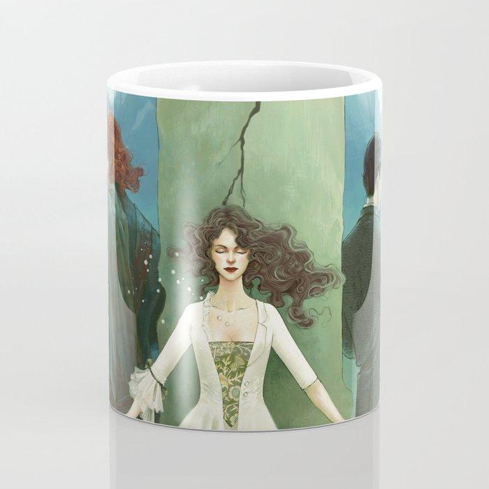 Both Sides Now Coffee Mug