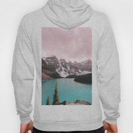 Moraine Lake Banff National Park Hoody