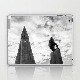 Hallgrímskirkja. Laptop & iPad Skin