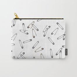 Safety pin Carry-All Pouch