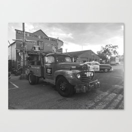 Seligman Route 66 Canvas Print