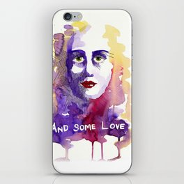 And some love iPhone Skin