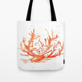 The Coral of Sciacca Tote Bag