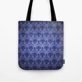 Beauty Haunted Mansion Wallpaper Stretching Room Tote Bag