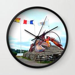 Shediac Lobster Wall Clock