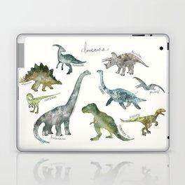 Dinosaurs Laptop & iPad Skin