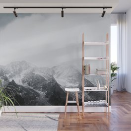 Morning in the Mountains - Nature Photography Wall Mural