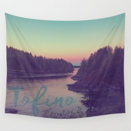 Tofino evening Wall Tapestry