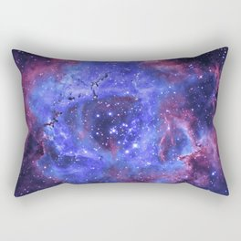 Supernova Explosion Rectangular Pillow