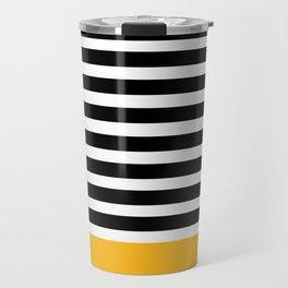 Stripes 101 Travel Mug
