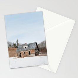 Usona Farm-house 3 Stationery Cards