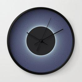 Stephen Hawking: Event Horizon Wall Clock