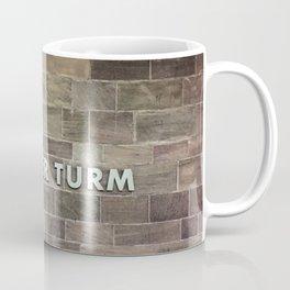 Nuremberg U-Bahn Memories - Weisser Turm Coffee Mug