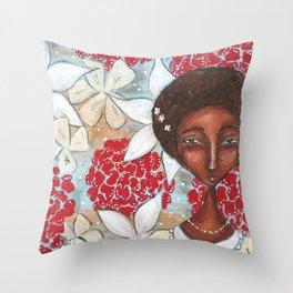 Bettina Throw Pillow