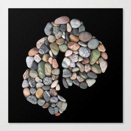 MDI in Cobblestones Canvas Print
