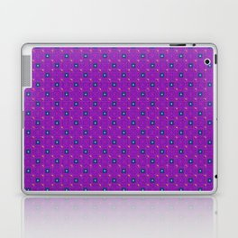 Uptown Ultraviolet Pattern Laptop & iPad Skin