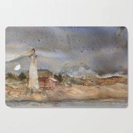 Menagerie Island Lighthouse Cutting Board
