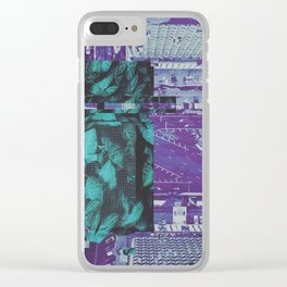 COMP91 Clear iPhone Case