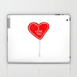 I love you, sucker Laptop & iPad Skin