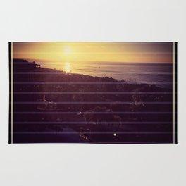 Sunrise at cabos Rug