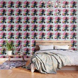 Olga Rozanova Suprematism Wallpaper