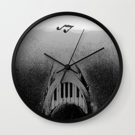 Sound of Horror since 1975 Wall Clock