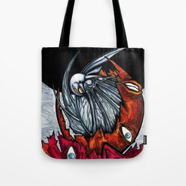 Griffith's ascension Tote Bag