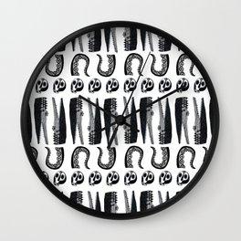 Patroon Wall Clock