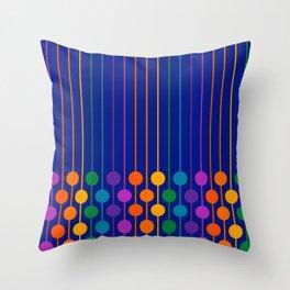 Boardwalk Sixlet Throw Pillow