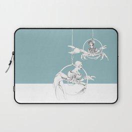 Weird & Wonderful: Crab Circus Laptop Sleeve