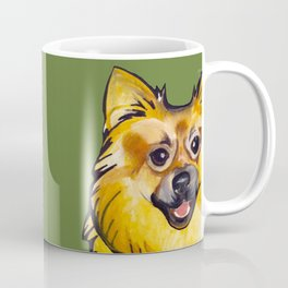 Molly the Pomeranian Coffee Mug
