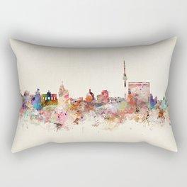 berlin germany city skyline Rectangular Pillow