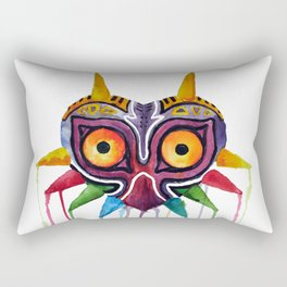 majoras mask Rectangular Pillow
