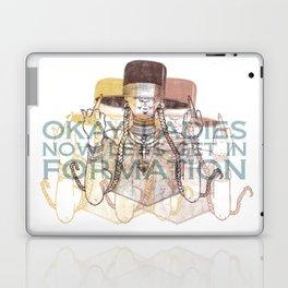 In Formation Laptop & iPad Skin