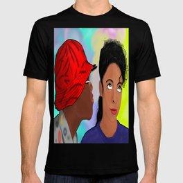 A Different World- Mr. Wayne and Ms. Gilbert T-shirt
