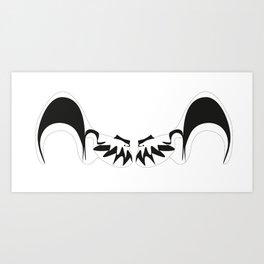 Animal Hen Art Print