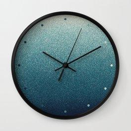 STARDUST / aquarius Wall Clock
