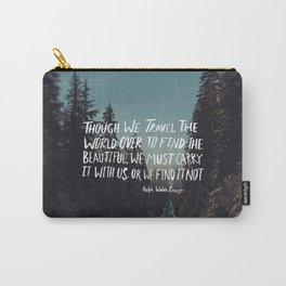 Road Trip Emerson Carry-All Pouch