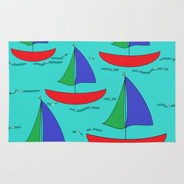 Five Sails Rug